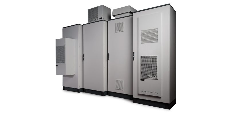 DKC presenta la linea di condizionatori e ventilatori filtro RamKlima