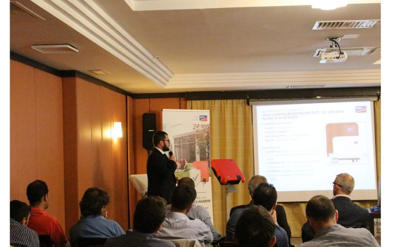 "<strong>Power+ e Core1 di SMA Italia protagonisti agli ""Innovation Energy Days"" </strong>"