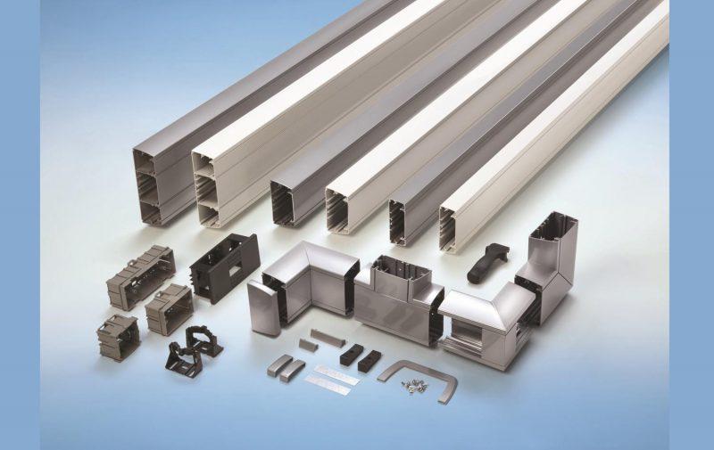 Linea Alu-B, i canali in alluminio di Bocchiotti