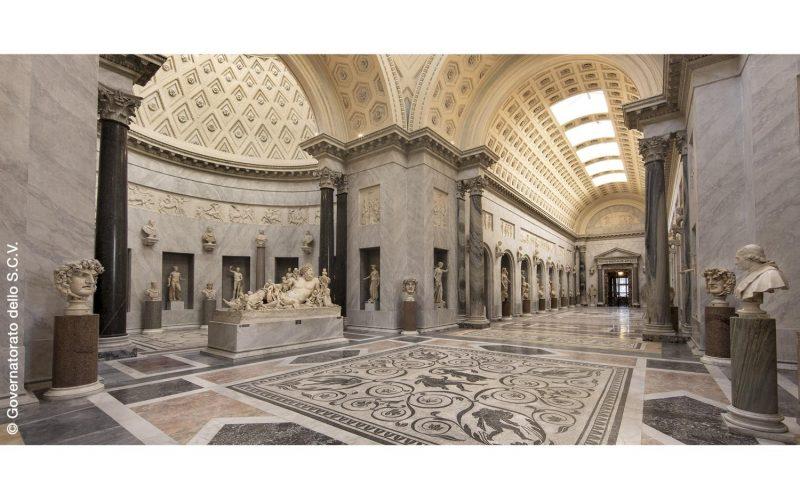 La luce Beghelli illumina i Musei Vaticani
