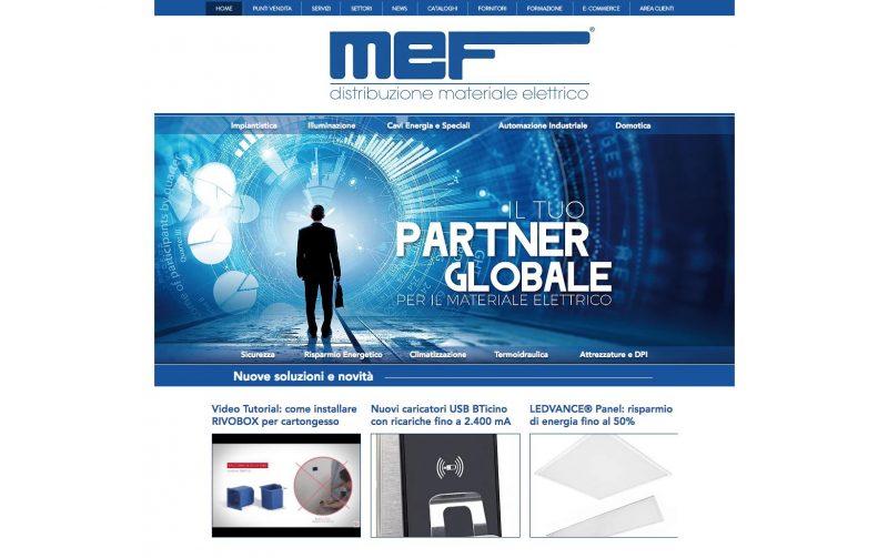 È online il nuovo sito Mef