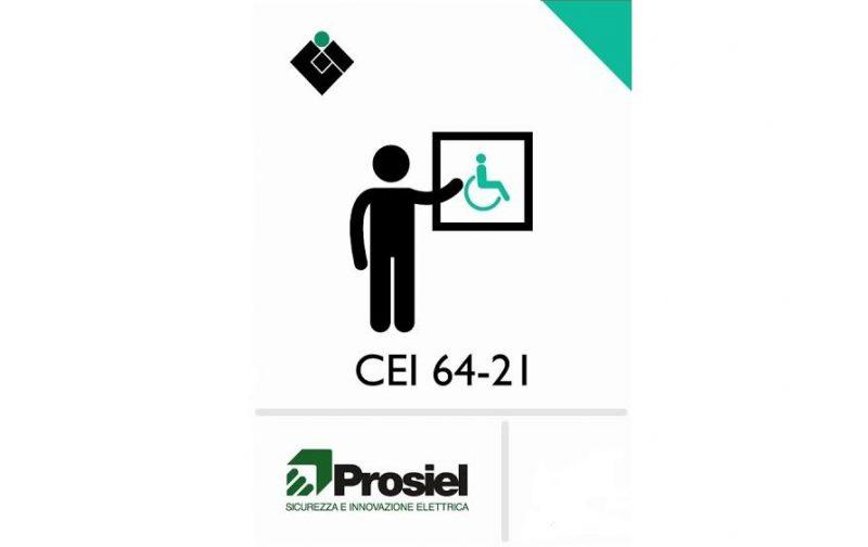 Norma CEI 64-21 a sostegno delle utenze deboli
