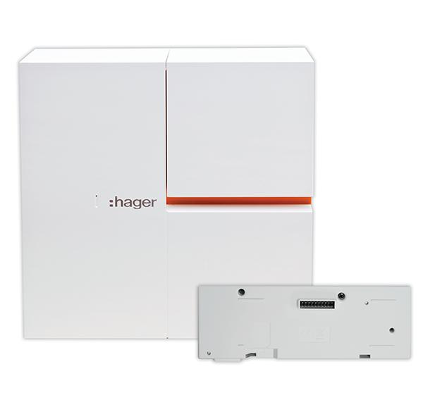 Combinatori telefonici sepio di Hager sicurezza