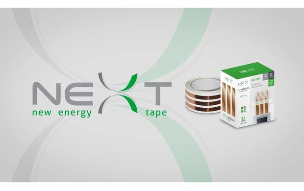 Con Next Tape, un impianto elettrico senza interventi murari