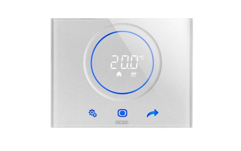 Thermo Ice Il Termostato Intelligente Di Gewiss Elettricoplus