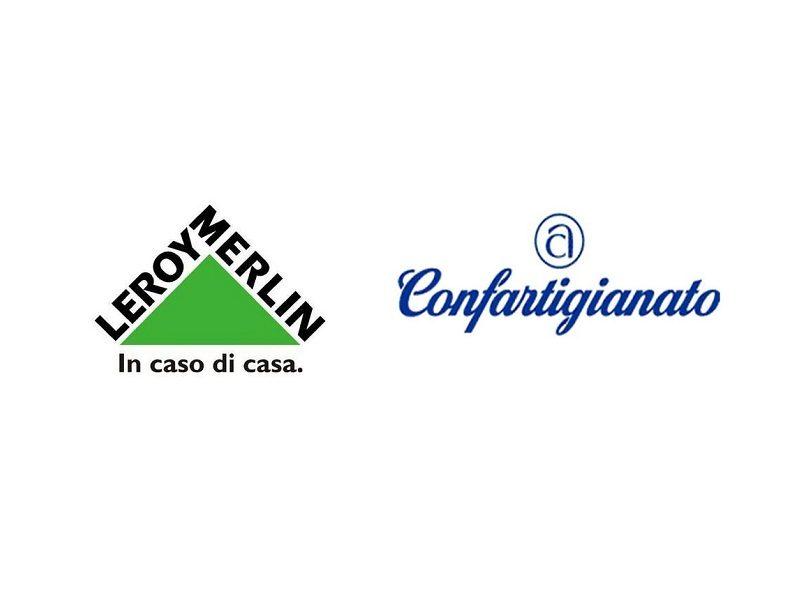Partnership Confartigianato e Leroy Merlin: edilizia e impiantistica