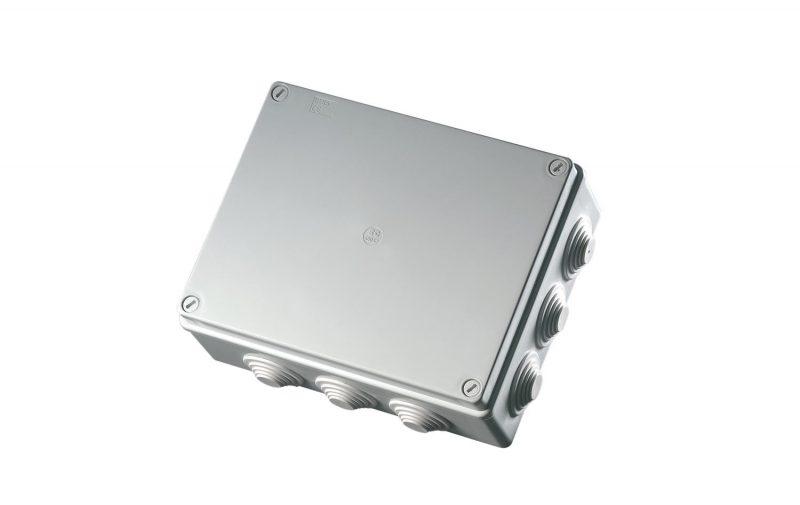 <strong>Impianto elettrico: le cassette di derivazione di Elettrocanali</strong>