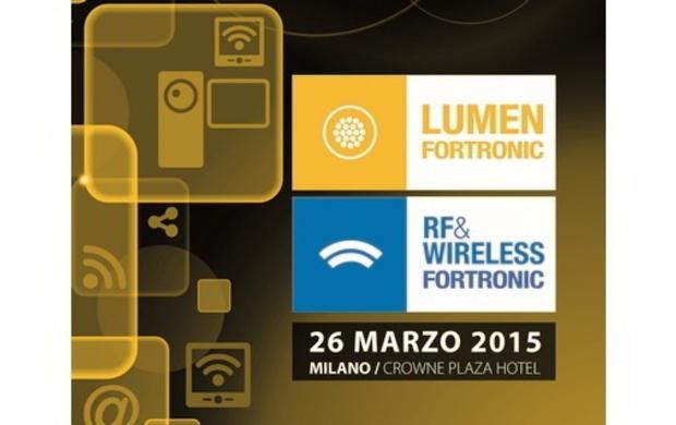 Lumen & wireless fortronic quando lilluminazione è smart