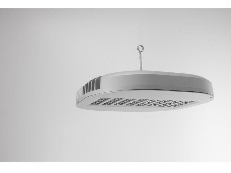 Con KOA Maxi, SBP illumina a Led gli ambienti industriali