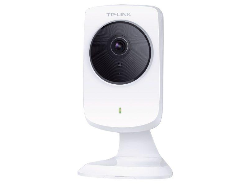 Sicurezza. Un occhio sempre vigile con la camera NC220 di TP-LINK