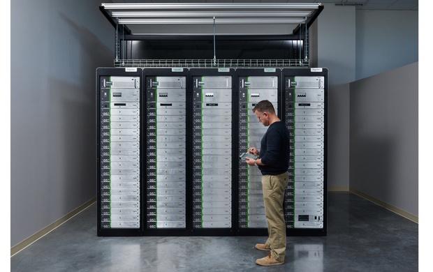 L'energy storage secondo Schneider Electric: EcoBlade, intelligente e scalabile