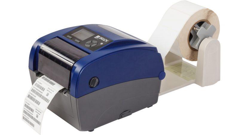 BBP12 di Brady, la nuova stampante per l'identificazione di cavi e componenti<br />