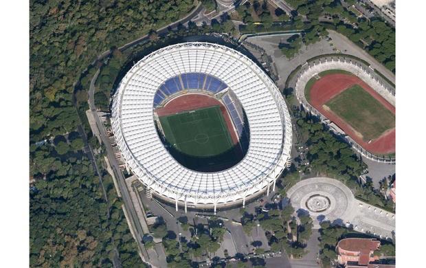 All'Olimpico di Roma si parla di protezione delle infrastrutture critiche