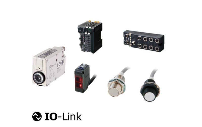 Omron: nuova gamma di prodotti IO-Link
