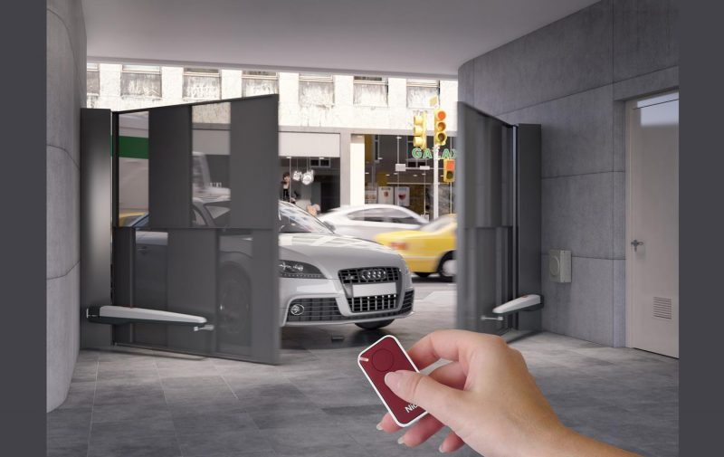 Nice Hi-Speed, le automazioni per cancelli potenti e affidabili