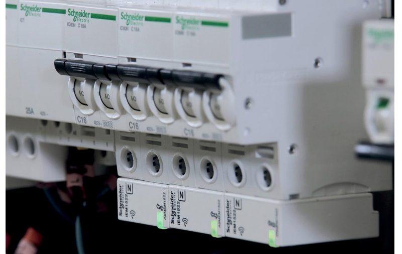 Impianto elettrico: PowerTag di Schneider Electric