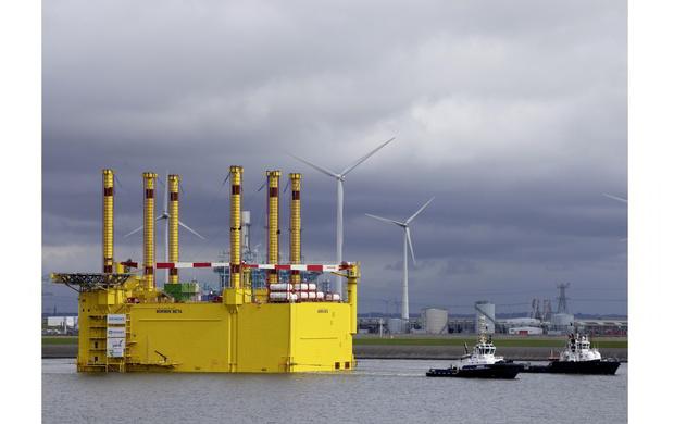 Eolico offshore. Siemens collega i due più grandi parchi al mondo
