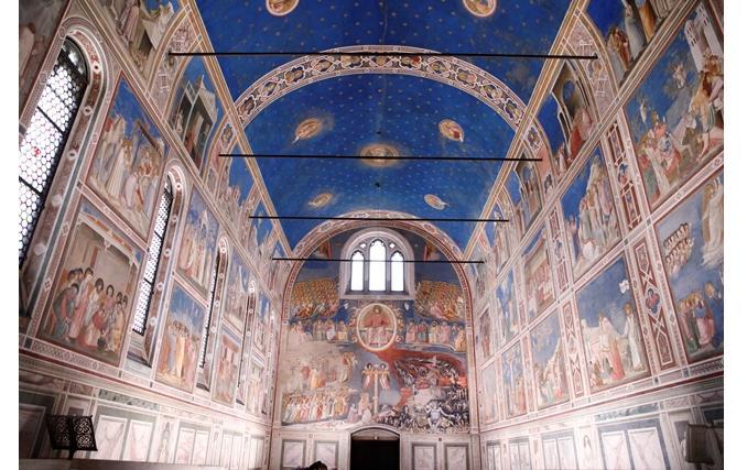 <strong>iGuzzini: illuminazione IoT per la Cappella degli Scrovegni</strong>