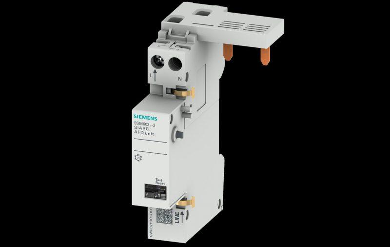 <strong>Impianto elettrico: i dispositivi AFDD di Siemens</strong>