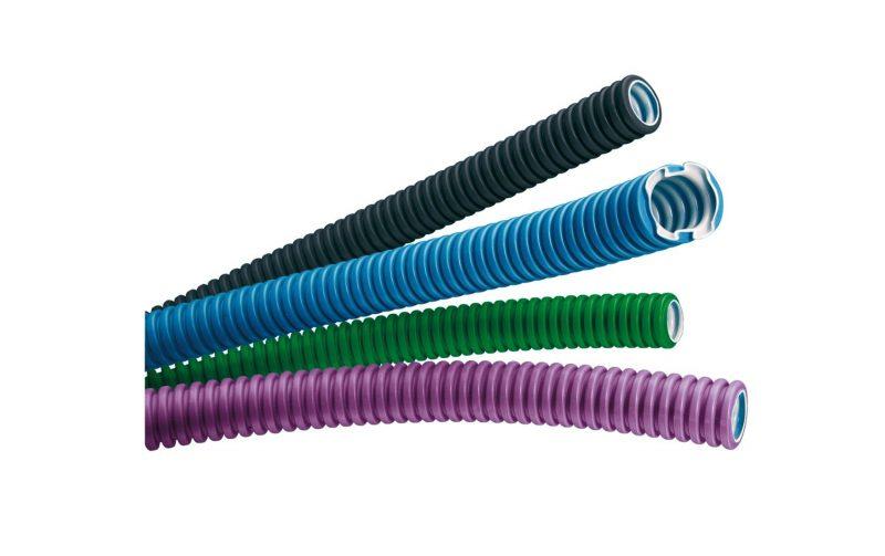 Bicoflex, i tubi Bocchiotti per applicazioni in sottotraccia