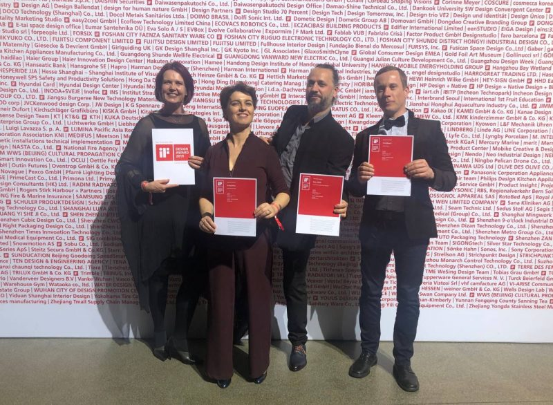 BTicino Living Now Legrand Keor Mod vincono l'iF DESIGN AWARD 2019