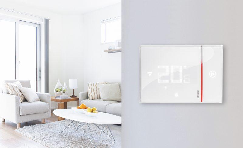 Smarther il termostato connesso BTicino è gestibile dagli assistenti  vocali
