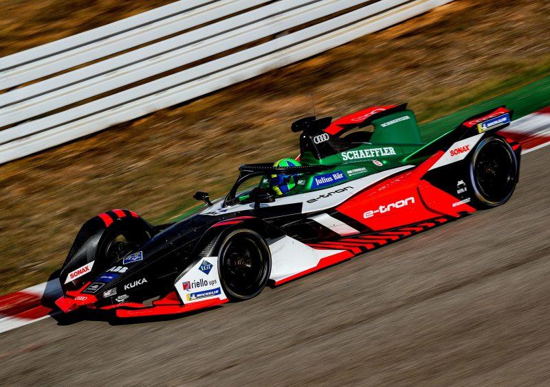 Riello UPS in pista con Audi Sport nel campionato della FormulaE