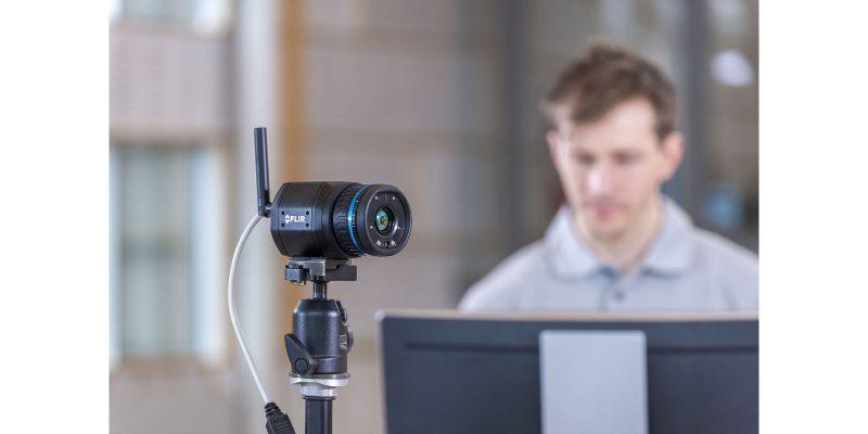 Flir lancia i kit scientifici per le nuove termocamere A400/700