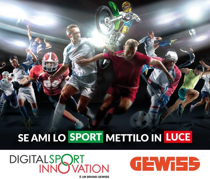 Digital Sport Innovation: Gewiss dà nuova luce allo sport