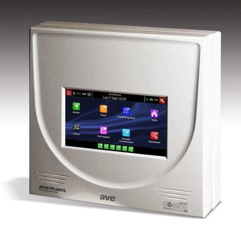 L'antifurto diventa smart con AVE: vantaggi di un sistema pensato per l'installatore