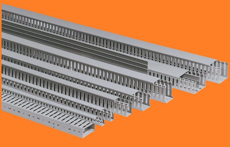 Canali Halogen Free da cablaggio, un nuovo prodotto Elettrocanali