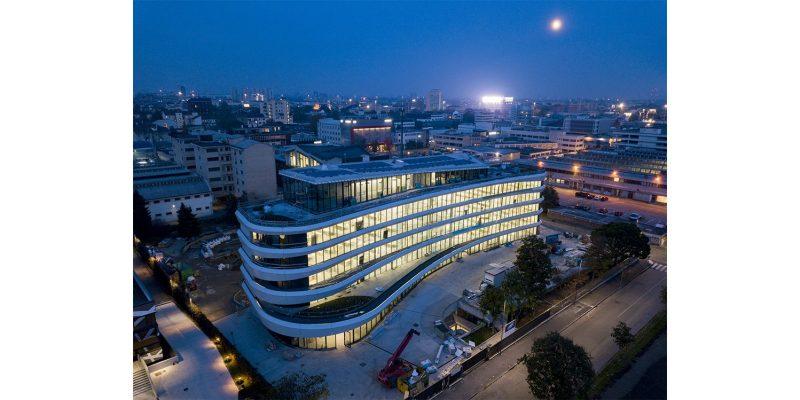 Arcadia Center sceglie la climatizzazione di Mitsubishi Electric