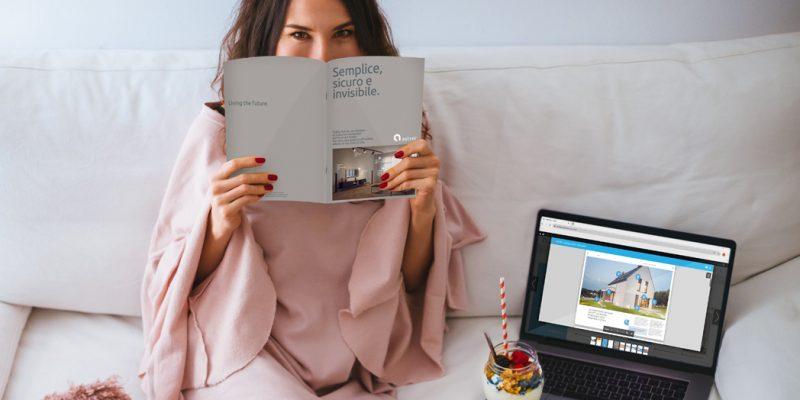 Nuovo catalogo Astrel: la smart home Rialto Active è tutta da sfogliare