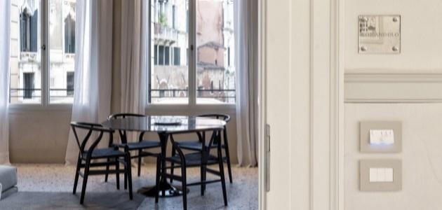 L'hôtellerie s'innova con AVE: Palazzo Morosini degli Spezieri, Venezia