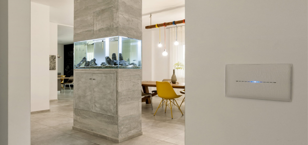 La domotica AVE in un touch: modernità hi-tech per l'abitare moderno