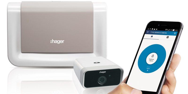 Massima protezione con il video controllo di Hager Sicurezza