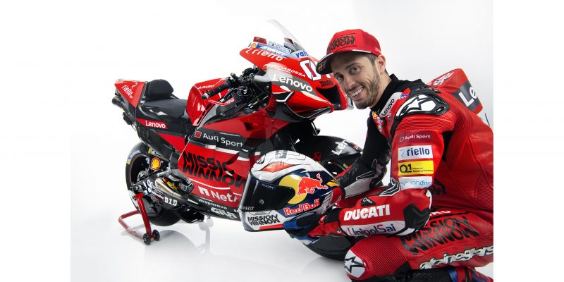 Riello UPS e Ducati Corse, le eccellenze italiane corrono ancora insieme
