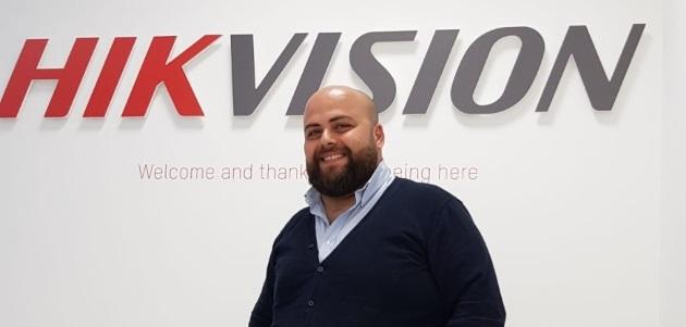 Sicurezza, Hikvision: Antonino Pumilia è Sales Area Manager per Sicilia e Calabria