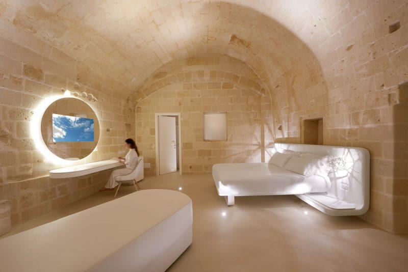 Aquatio Cave Luxury Hotel & SPA sceglie il design e la domotica AVE