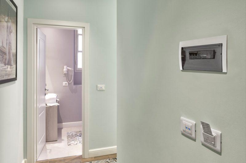 Design e tecnologia AVE alla Residenza l'Angolo di Verona