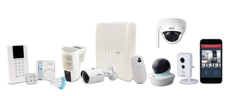 Accessori radio di RISCO Group per una migliore sicurezza