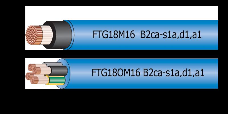 Baldassari Cavi: impianti più sicuri grazie al cavo FTG18(O)M16