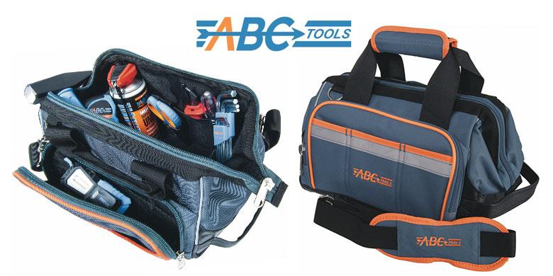 Borse portautensili in tessuto ABC Tools N 2251/5 per i veri professionisti