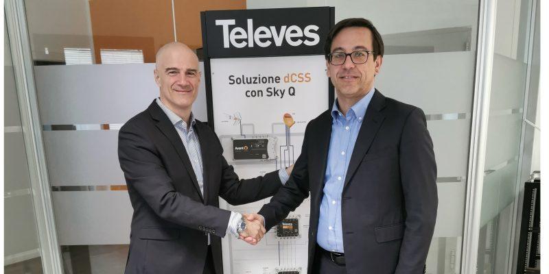 Marco Calzolari nuovo Direttore Generale di Televés Italia