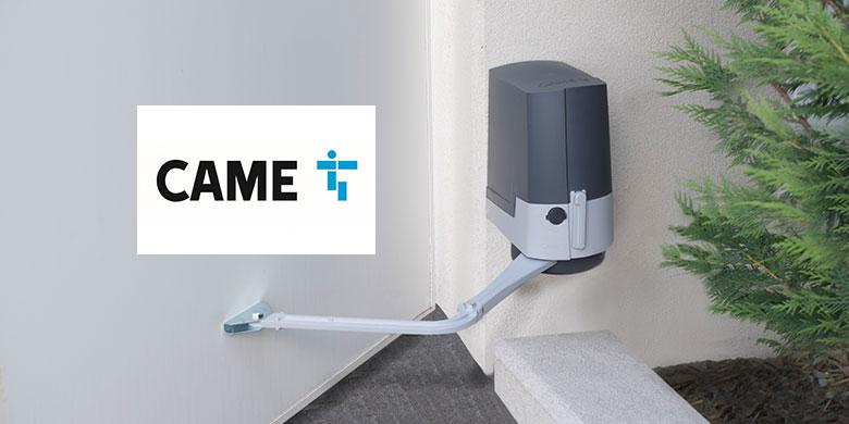 Arriva CAME FTX, la nuova automazione per cancelli a battente