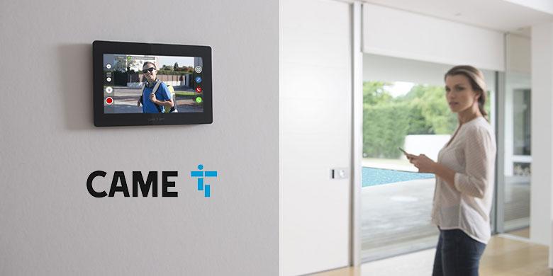 Arriva XTS, il videocitofono Smart della linea CAME BPT