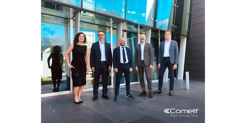 Silvia Brasi è la nuova Presidente di Comelit Group