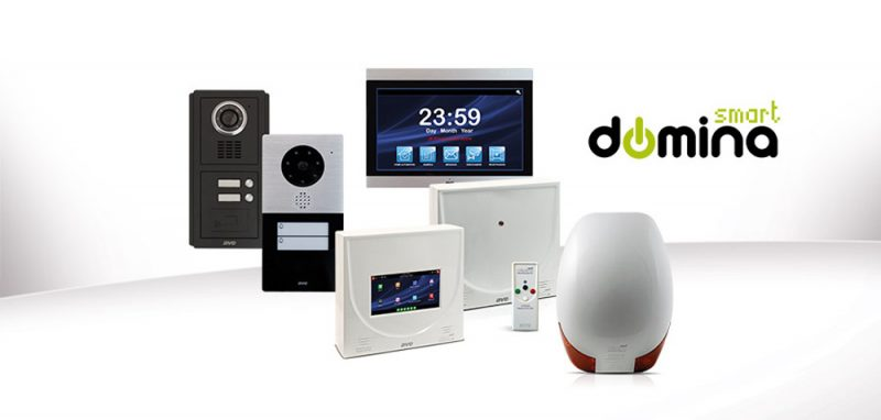AVE DOMINA Smart: multifunzione con l'applicazione IoT ready