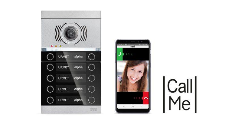 Urmet CallMe: la soluzione videocitofonica per rispondere a distanza