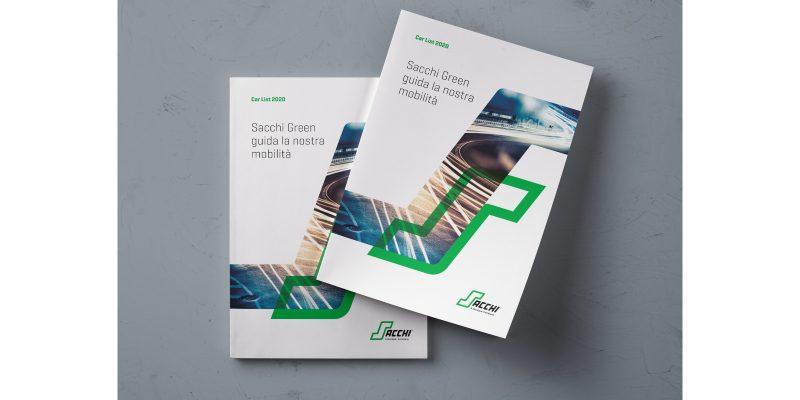 """La flotta aziendale del Gruppo Sacchi diventa """"green"""""""